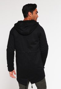 Pier One - Parka - black - 3