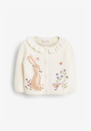 BUNNY FRILL - Vest - off-white
