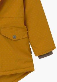 MINI A TURE - VIBSE  - Zimní kabát - buckthorn brown - 4