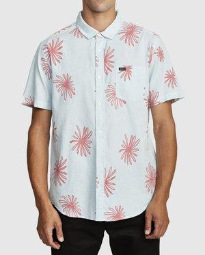 Overhemd - coral pink