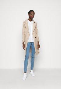 Vero Moda Tall - VMDORTHE - Button-down blouse - snow white - 1