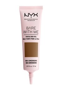 Nyx Professional Makeup - BARE WITH ME TINTED SKIN VEIL - Foundation - 9 deep sable - 1