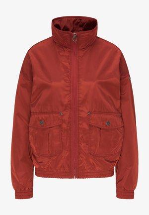 Light jacket - rost
