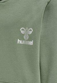 Hummel - Hoodie - light green - 3