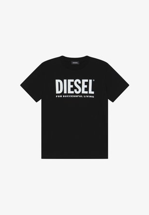 JUSTLOGO MAGLIETTA - Print T-shirt - nero