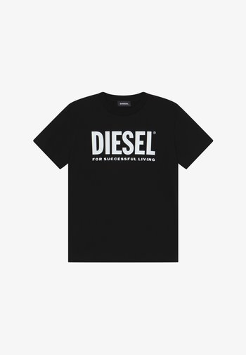 LOGO MAGLIETTA UNISEX - Print T-shirt - nero