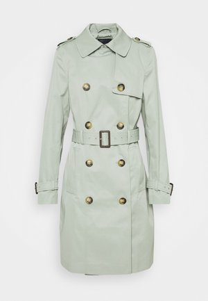 ESSENTIAL  - Trench - pale apple