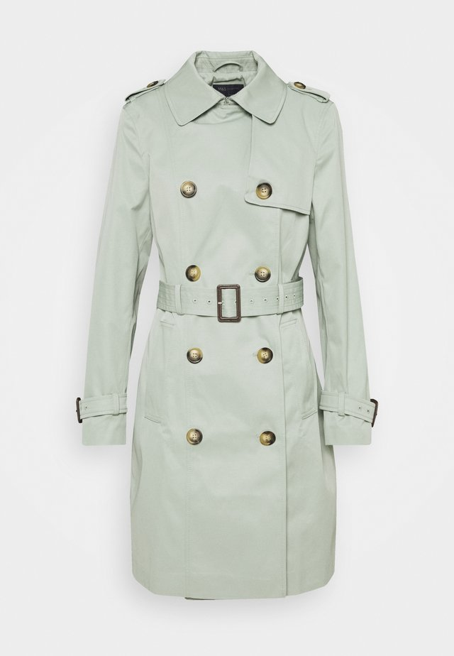 ESSENTIAL  - Trenchcoat - pale apple