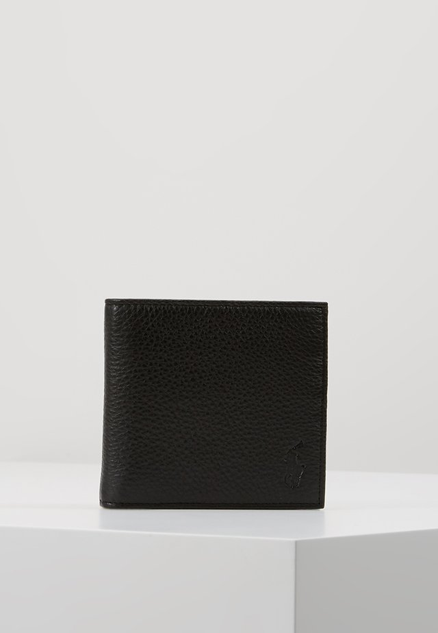 BILLFOLD - Portfel - black