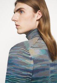 Missoni - LONG SLEEVE CREW NECK - Pullover - multicoloured - 5