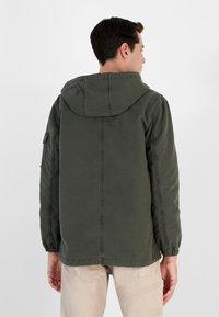 Scalpers - Outdoor jacket - khaki - 2