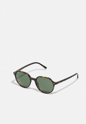 UNISEX - Okulary przeciwsłoneczne - shiny havana