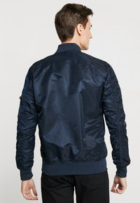 Alpha Industries - MOON LANDING - Bomber Jacket - blue