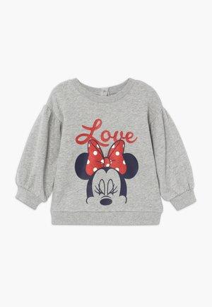 CREW BABY - Sweatshirt - heather grey