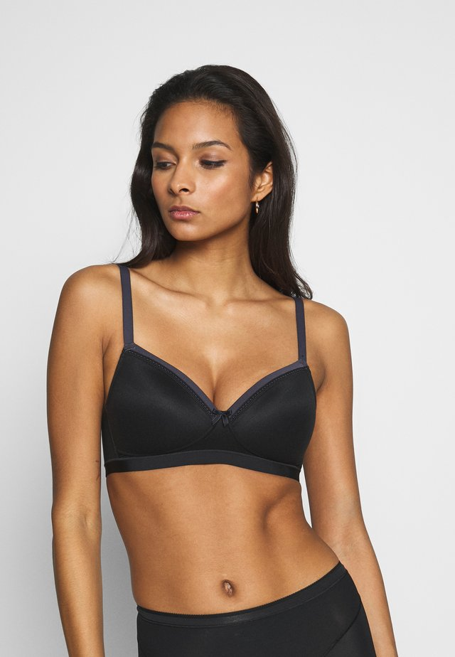 SUMPT SOFT - T-shirt bra - black mix