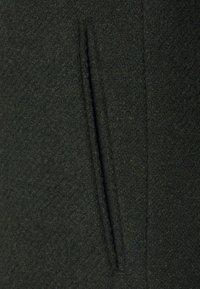 Brixtol Textiles - IAN - Klasický kabát - olive - 3