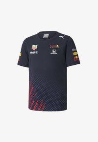 Puma - RED BULL RACING TEAM - Print T-shirt - night sky - 0