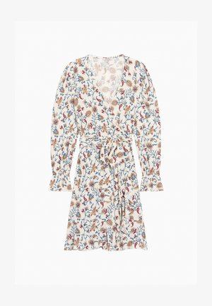 MIT PAISLEY-MUSTER - Day dress - blush