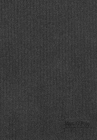 Marc O'Polo - Scarf - dark grey melange - 1