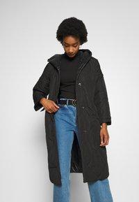 comma - Classic coat - black - 0