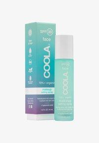 Coola - MAKEUP SETTING SPRAY SPF 30 GREEN TEA/ALOE 44ML - Setting spray & powder - - - 0