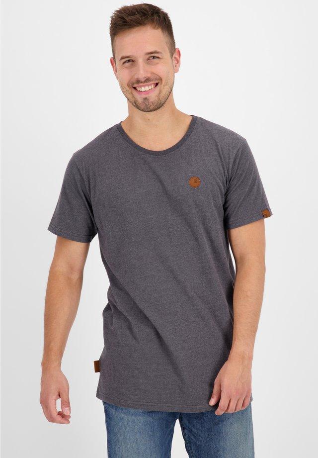 MADDOXAK - Basic T-shirt - stone