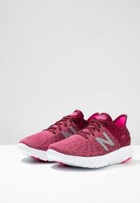 New Balance - Löparskor stabilitet - pink - 2