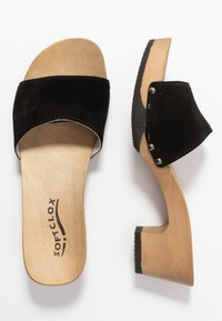 Softclox - KELLY - Clogs - schwarz - 3