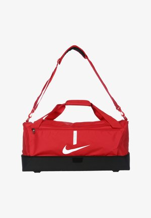 ACADEMY TEAM  - Reisetasche - university red / black / white