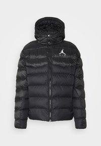 Jordan - JUMPMAN AIR PUFFER - Winter jacket - black/white - 7