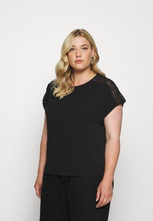 VMNANCY  - Print T-shirt - black