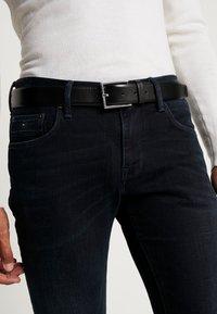 Calvin Klein - BOMBED BELT - Belt - black - 1