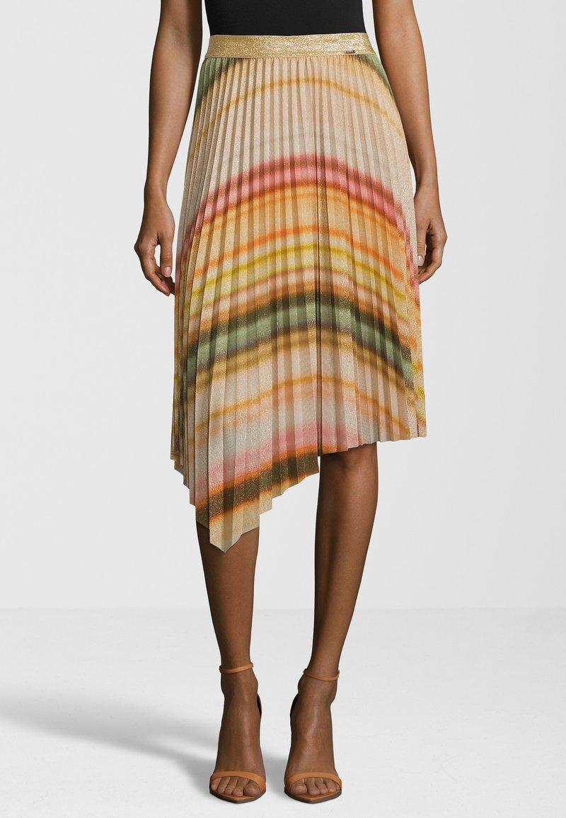 Cinque - CIFAN - A-line skirt - brown