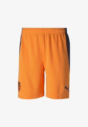 VALENCIA CF AWAY REPLICA - Pantaloncini sportivi - vibrant orange-peacoat