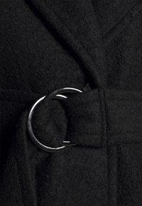 Marimekko - IHMETELLEN COAT - Classic coat - black - 6