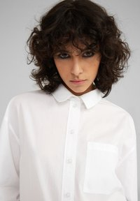 EDITED - Button-down blouse - white - 5