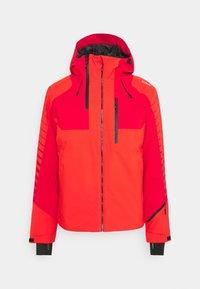 CMP - MAN JACKET FIX HOOD - Ski jacket - tango - 6
