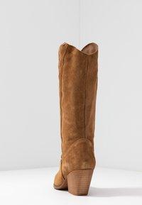 mtng - CENTA - Cowboy/Biker boots - tan - 5