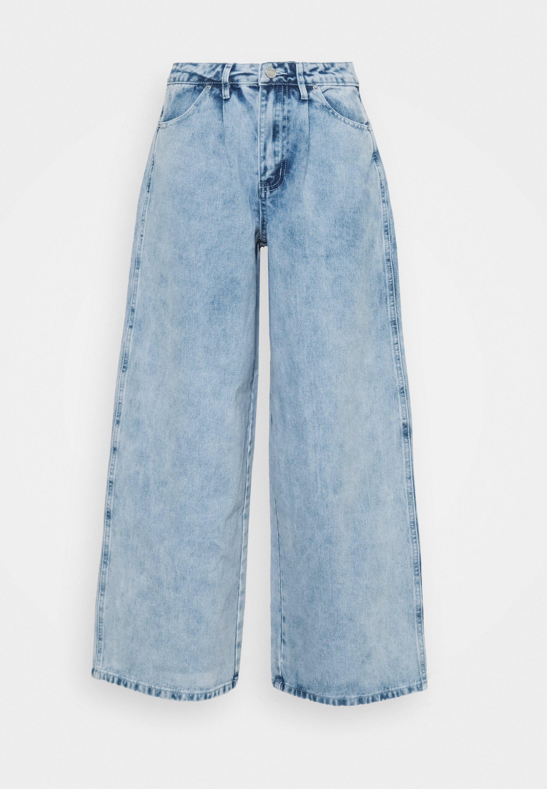 Women BAGGY BOYFRIEND - Relaxed fit jeans