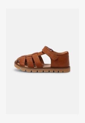 BEKA UNISEX - Sandals - cognac