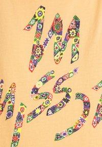 M Missoni - MANICA CORTA - Print T-shirt - orange - 2