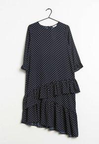 Envii - Korte jurk - blue - 0