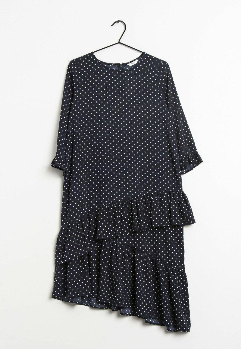 Envii - Korte jurk - blue