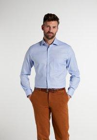 Eterna - MODERN FIT - Shirt - hellblau - 0