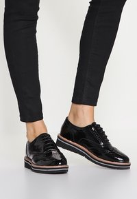 Anna Field - Derbies - black - 0
