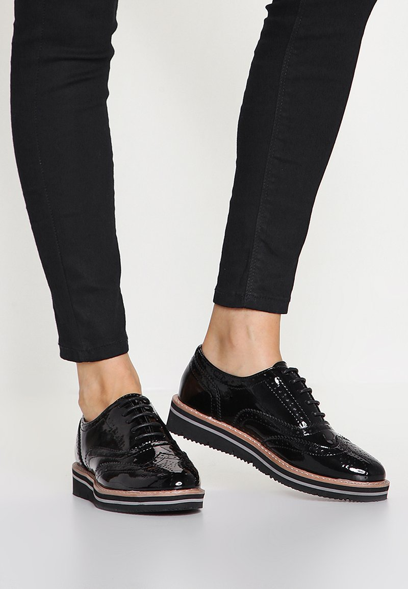 Anna Field - Lace-ups - black