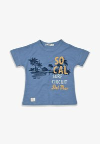 Cigit - SURF CIRCUIT - Print T-shirt - blue - 0
