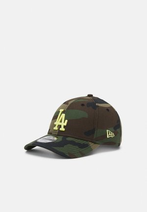 ALL OVER CAMO 9FORTY UNISEX - Cap - green