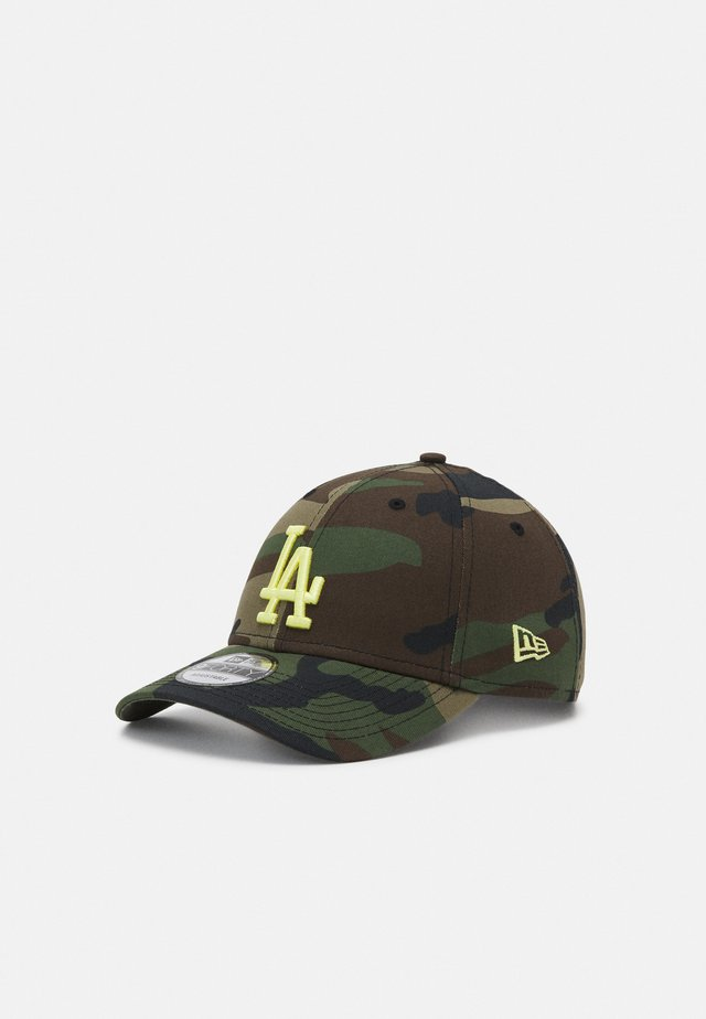 ALL OVER CAMO 9FORTY UNISEX - Pet - green