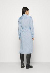 Soyaconcept - Shirt dress - powder blue - 2